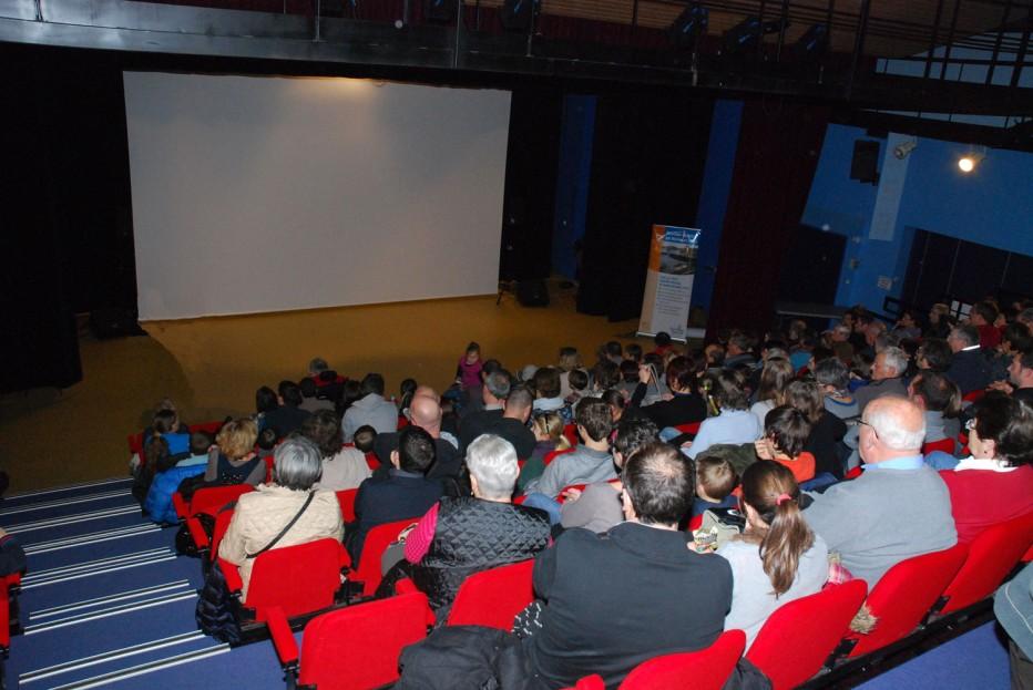 Saint-Clément-de-la-Place / Salle culturelle Hugues Aufray