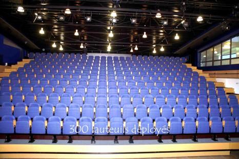 Saint-Laurent-sur-Sèvre / Salle de la Clef des Champs