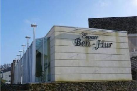 Antigny / Espace Ben-Hur