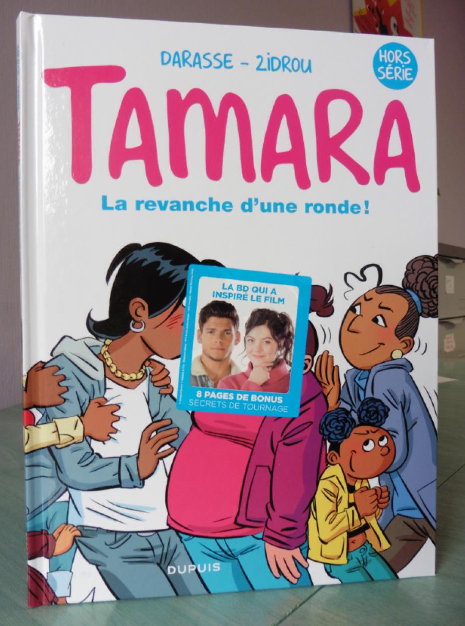 Tentez de gagner la BD qui a inspiré le film TAMARA !