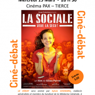 Ciné-débat «La Sociale»