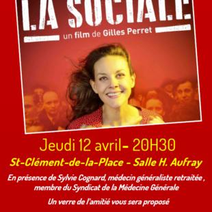 Ciné-débat | La Sociale