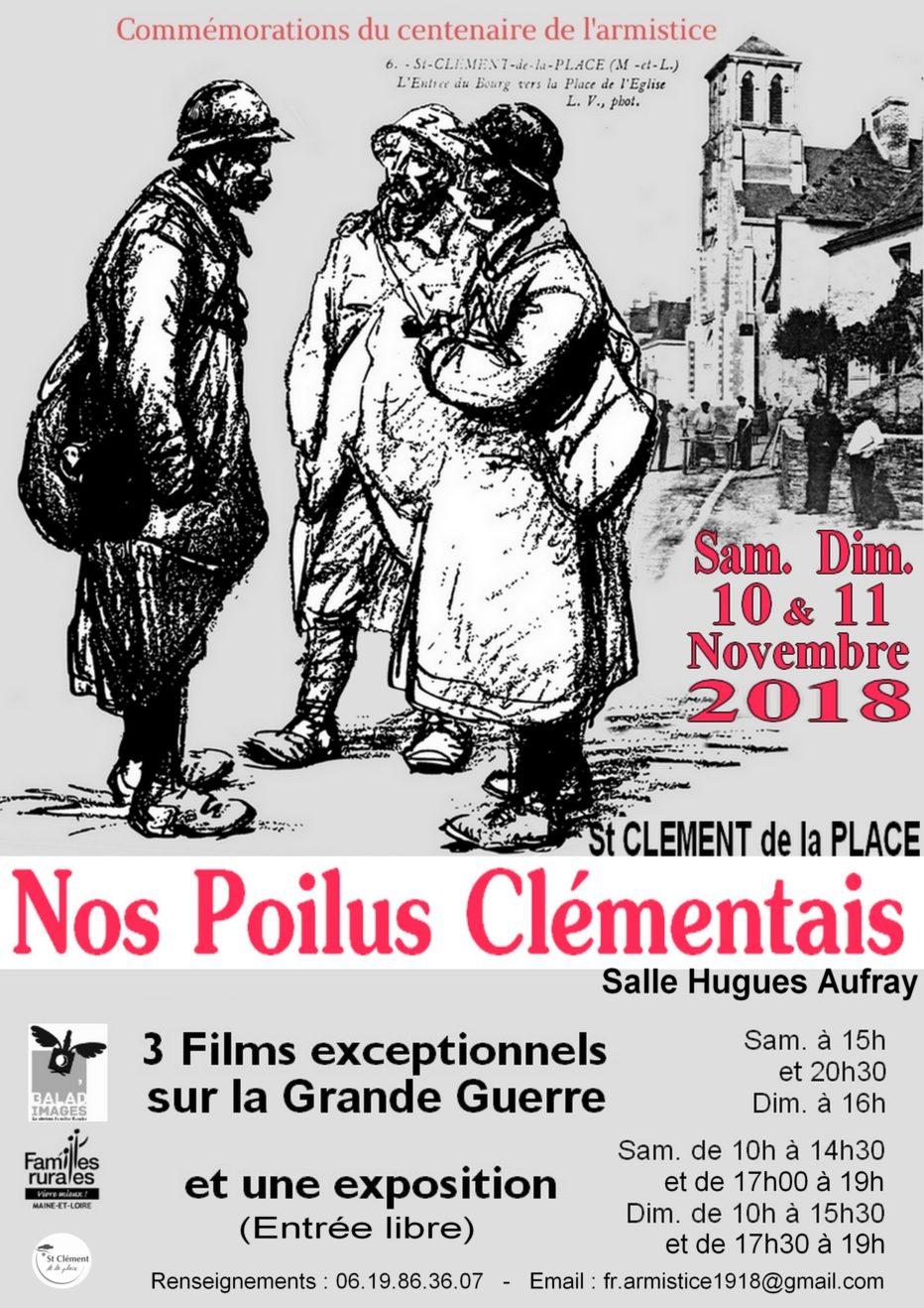 Nos Poilus Clémentais | Grande Guerre