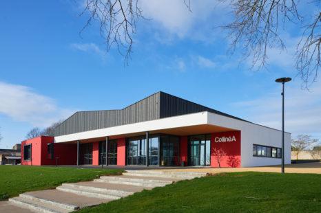 Saint Georges des Gardes / Salle CollinéA